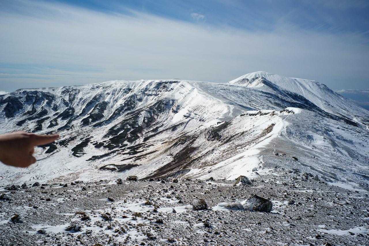 Mt Nakadake